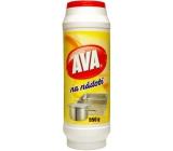 Ava Na nádobí čisticí prášek na čištění běžného kuchyňského nádobí 550 g