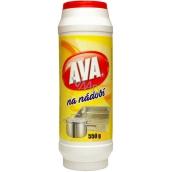 Ava Na nádobí čistící prášek na čištění běžného kuchyňského nádobí 550 g
