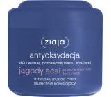 Ziaja Acai Berry saténová hydratační pěna na tělo 200 ml