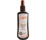 Calypso Deep Tan SPF15 bronzující olej na opalování 250 ml