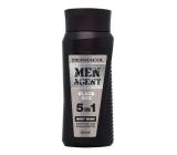 Dermacol Men Agent 5v1 Black Box sprchový gel 250 ml
