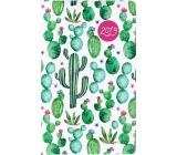 Albi Diář 2019 kapesní týdenní Kaktusy 15,5 x 9,5 x 1,2 cm