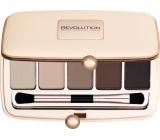 Makeup Revolution Renaissance Palette Day paletka očních stínů 5 x 1 g