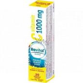 Revital Vitamin C Mango a ananas doplněk stravy pro normální funkci imunitního systému 1000 mg 20 šumivých tablet