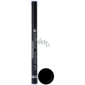 Essence Eyeliner Pen Extra Longlasting pero na oční linky Black 1 ml