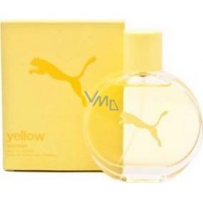 Puma Yellow Woman toaletní voda 40 ml