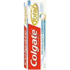 Colgate Total Pro Gum Health Whitening zubní pasta s bělícím účinkem 75 ml