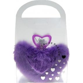 Omerta Love Heart Lilac parfémovaná voda pro ženy 25 ml