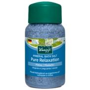 Kneipp Dokonalý odpočinek sůl do koupele, zahání únavu a příjemně uvolňuje tělo 500 g