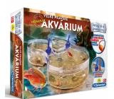 Clementoni Velké pravěké akvárium experimentální sada doporučený věk od 8+
