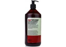 Eight Triple Eight stimulující šampon na vlasy s kofeinem, prokrvuje pokožku a podporuje tak růst vlasů dávkovač 1 l