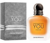 Giorgio Armani Emporio Stronger with You Freeze toaletní voda pro muže 50 ml