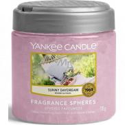 Yankee Candle Sunny Daydream - Snění za slunečného dne Spheres voňavé perly neutralizují pachy a osvěží malé prostory 170 g