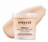 Payot Creme N°2 Masque Peel-Off Douceur zklidňující obličejová maska 10 g