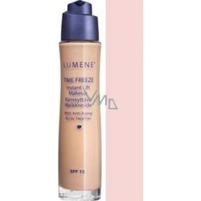 Lumene Time Freeze SPF15 make-up s liftingovým efektem 02 Honey Beige 30 ml