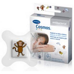 Cosmos Kids Náplasti na lokty a kolena 4 kusy
