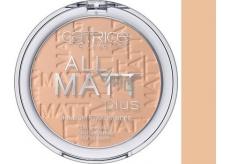 Catrice All Matt Plus Shine Control Powder pudr 025 Sand Beige 10 g