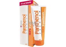 Swiss Premium Panthenol 10% D-panthenolu gel na podrážděnou pokožku po opalování 100 ml + 25 ml