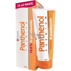 Swiss Panthenol Premium 10% D-panthenolu gel 100 ml + 25 ml