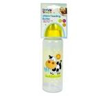 First Steps Farma Kravička 0+ kojenecká láhev 250 ml