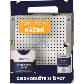 Nivea Men Sensit a/s balz+gel.hol+roll-on B+W Power+krém150 6274