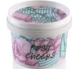 Bomb Cosmetics Růženka Přírodní pleťový peeling 110 ml