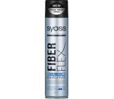 Syoss Fiberflex Flexible Volume extra silná fixace lak na vlasy 300 ml