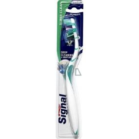 Signal Super Clean střední zubní kartáček