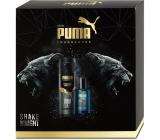 Puma Shake The Night toaletní voda pro muže 50 ml + deodorant sprej 150 ml, dárková sada