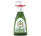 Jar Active Foam Okamžitá pěna čisticí prostředek určený na ruční mytí nádobí pumpička 350 ml