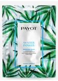Payot Morning Water Power Masque Hydratační výživná látková maska 1 kus 19 ml