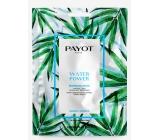 Payot Morning Masque Water Power Hydratační výživná látková maska 1 kus 19 ml