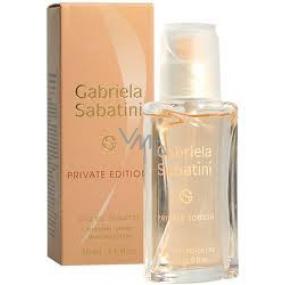 Gabriela Sabatini Private Edition toaletní voda pro ženy 30 ml