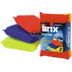 Arix Drátěnka pro jemné čištění 2 kusy