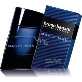Bruno Banani Magic toaletní voda pro muže 75 ml
