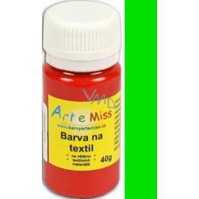 Art e Miss Barva na světlý textil 38 hrášková 40 g
