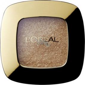 Loreal Paris Color Riche L Ombre Pure oční stíny 205 Sable Lamé 1,7 g