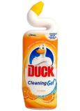 Duck 5v1 Citrus Wc tekutý čistič s citrusovou vůní 750 ml