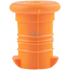 Nekupto Láhev pro zdravé pití náhradní zátka oranžová 1 kus
