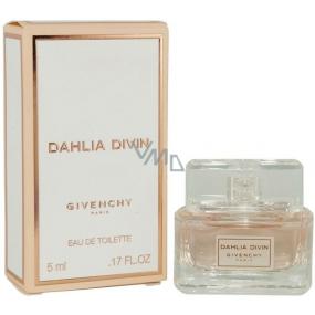Givenchy Dahlia Divin toaletní voda pro ženy 5 ml, miniatura