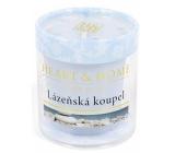 Heart & Home Lázeňská koupel Sojová svíčka bez obalu hoří až 15 hodin 53 g