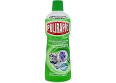 Pulirapid Fresh s vůní levandule tekutý čistič na vodní kámen 750 ml