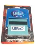 Albi Razítko s nápisem Like 6,5 cm × 5,3 cm × 2,5 cm