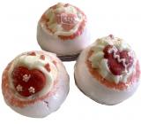 Bomb Cosmetics Wir lieben Essenzen - Verliebt Sparkling Ballistic Bath 160 g Mix