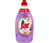 Jar DermaProtect Silk & Orchid Prostředek na ruční mytí nádobí 450 ml