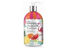 Baylis & Harding Tropický koktejl tekuté mýdlo na ruce 500 ml