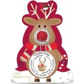Baylis & Harding Beauticology Rudolfova dobrodružství balzám na rty 8 ml + tělové máslo 50 ml, kosmetická sada