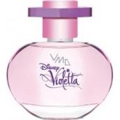 Disney Violetta Love parfémovaná voda pro dívky 50 ml Tester