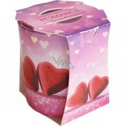 Admit Verona Romance - Romantika vonná svíčka ve skle 90 g