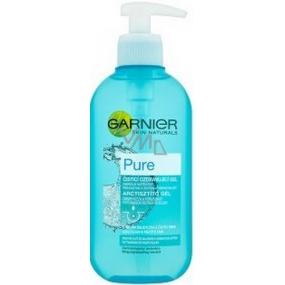 Garnier Skin Naturals Pure Čistící ozdravující péče 200 ml